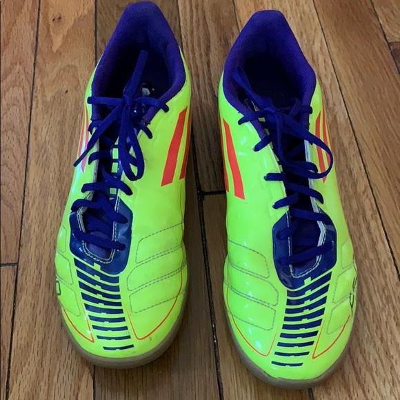 Adidas F50 Adizero Indoor Soccer Shoes ART G40243